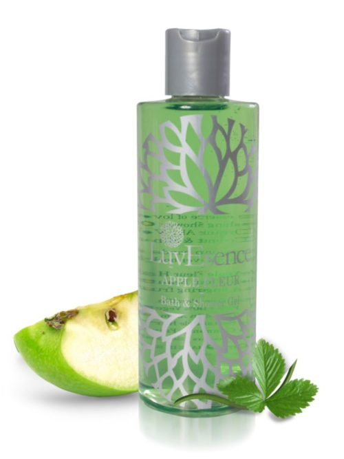 Apple Fleur Bath & Shower Gel