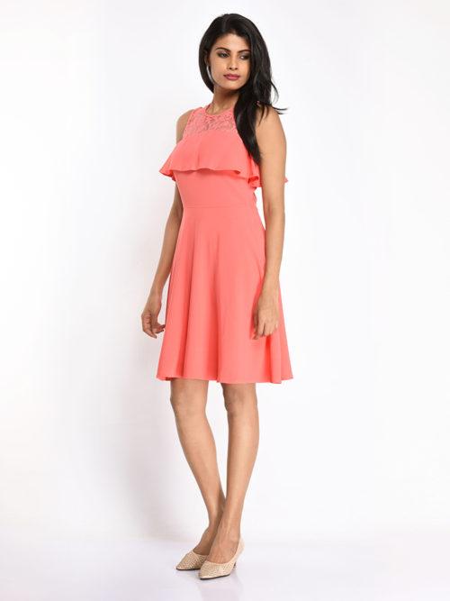 York Lace Dress