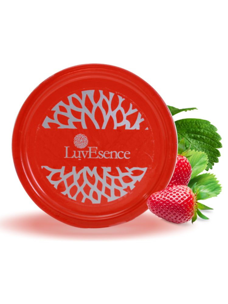 Wild Strawberry Cleansing Bar