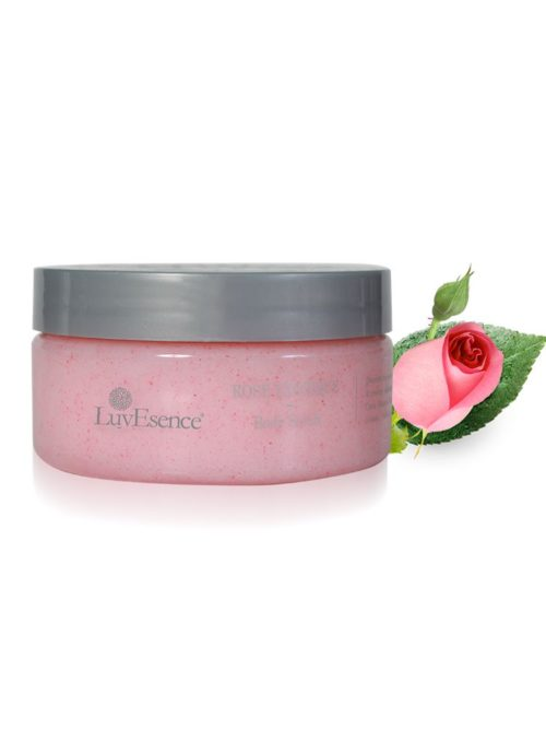 Rose Exotique Body Scrub - LuvEsence
