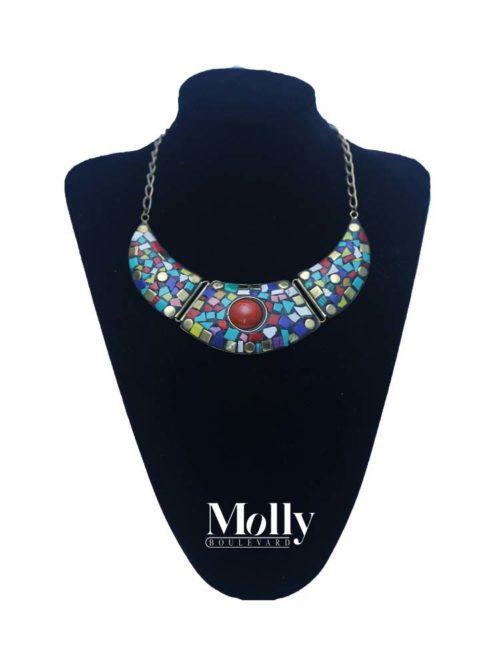 Necklace Multi Colour